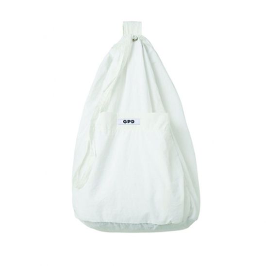 WHITE BAG (WATER REPELLENT)