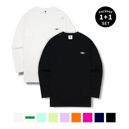 [1+1기획]23.65 TSF LONG SLEEVE T-SHIRT