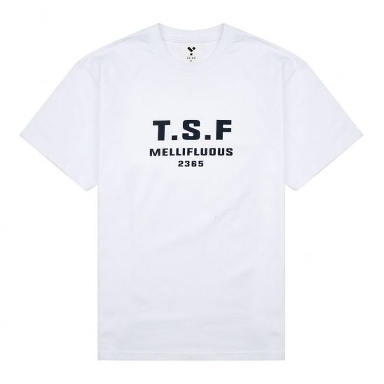 23.65 TSF SHORT SLEEVE T-SHIRT WHITE