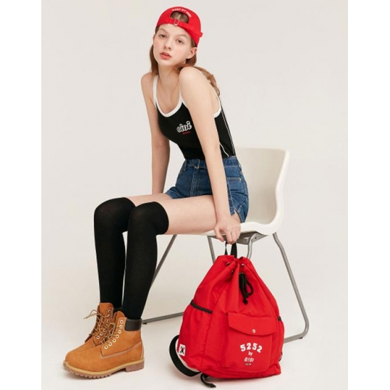 POCKET BUCKET BACKPACK_RED
