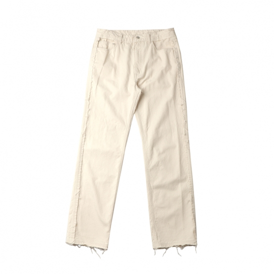 [SS20 SCS] Chino Work Pants(Ivory)