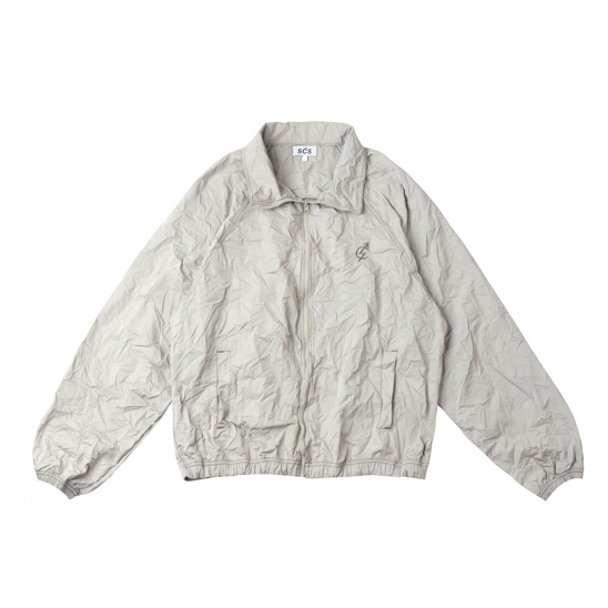 [SS20 SCS] Creased Track Jacket(Grey)