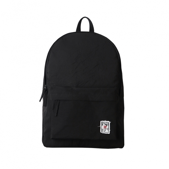 [SS20 SCS] Creased Backpack(Black)