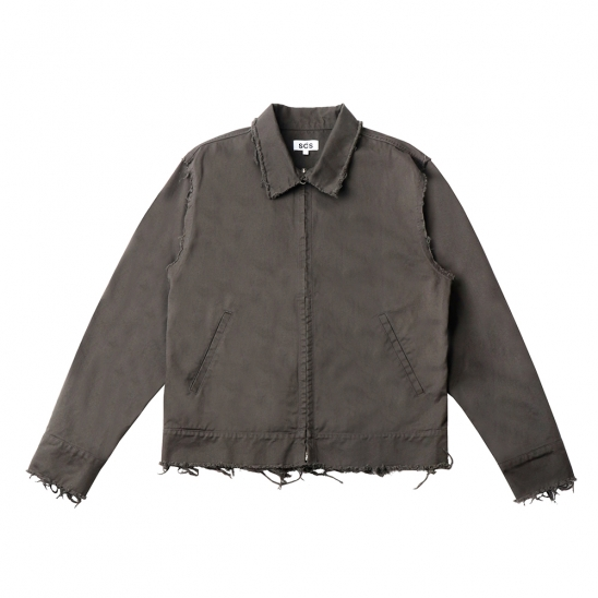 [SS20 SCS] Work Jacket(Charcoal)
