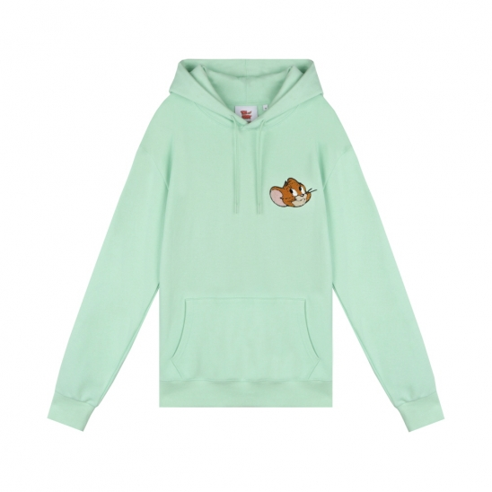 [SS20 Stereo & Jerry] Boucle Face Hoodie(Mint)