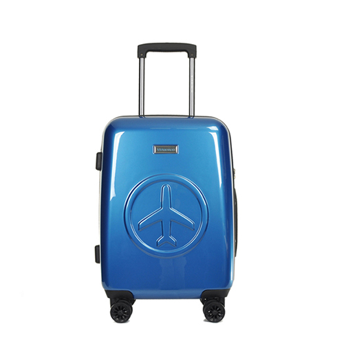 FLY 20in TRAVELBAG (CYAN BLUE)