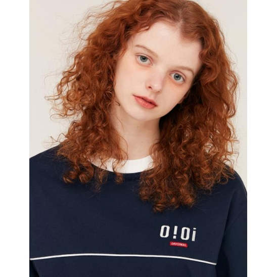 PIPING POINT T-SHIRTS_NAVY