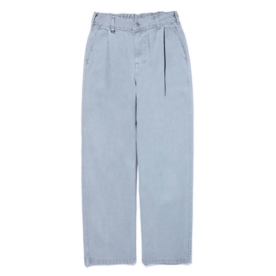20ELTSM012 Dust Dyeing Wide Pants_Frosted Min