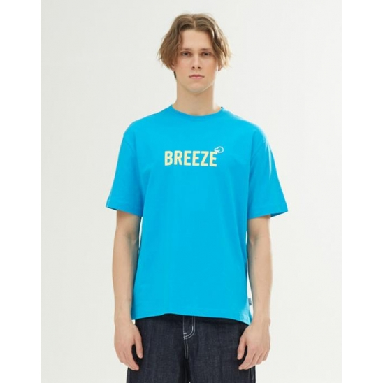 UNISEX DAILY WORD T-SHIRTS BLUE