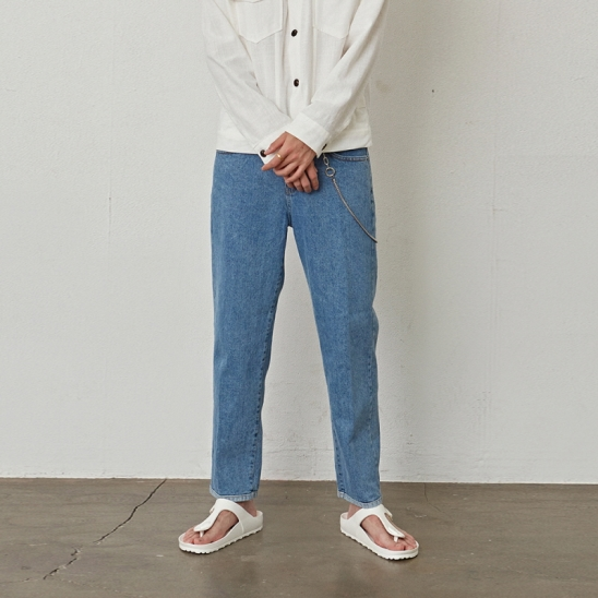 [COUCOU] NEWTRO TAPERED FIT JEAN_DENIM