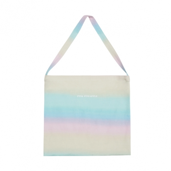 TIE-DYE BIG CROSS BAG_MIX