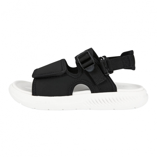 23.65 SENDI SANDAL BLACK/WHITE
