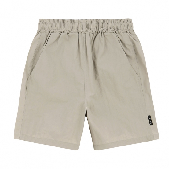23.65 BASIC SHORT PANTS BEIGE