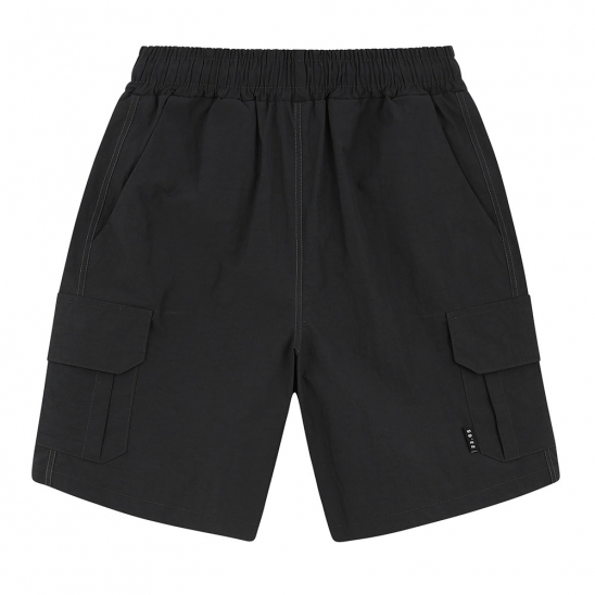 23.65 CARGO SHORT PANTS BLACK