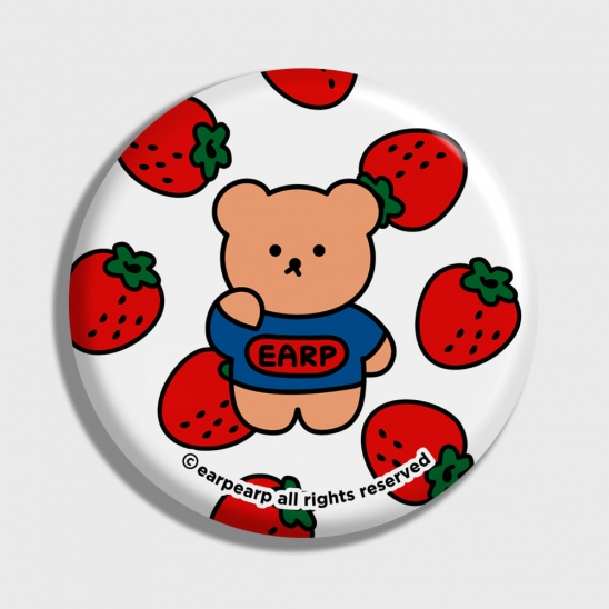 strawberry bear-white(거울)