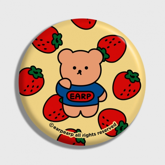 strawberry bear-yellow(거울)
