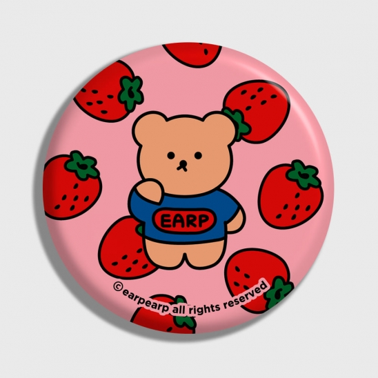 strawberry bear-pink(거울)