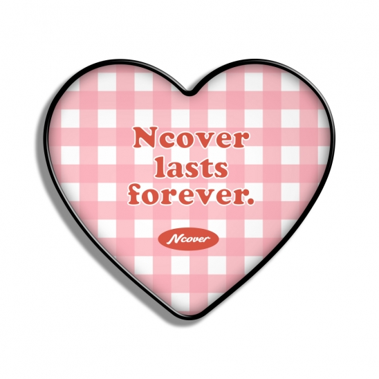 Lasts forever-pink(heart tok)
