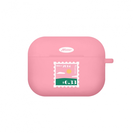 Serenity stamp-pink(airpods pro jelly)