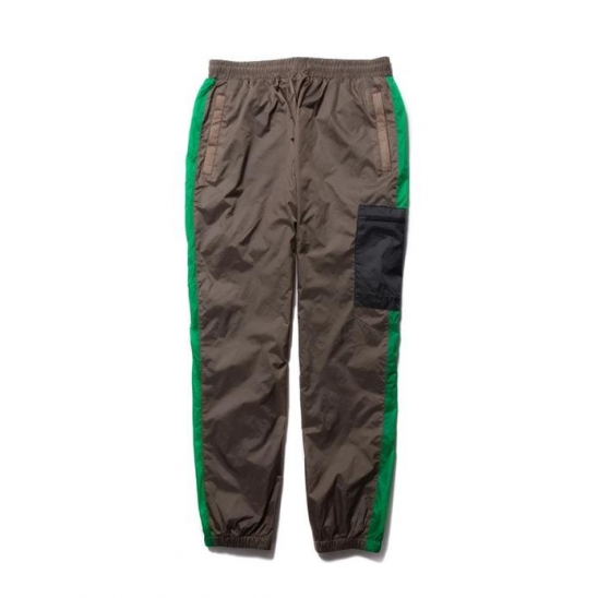 RIPSTOP CARGO PANTS-GREEN