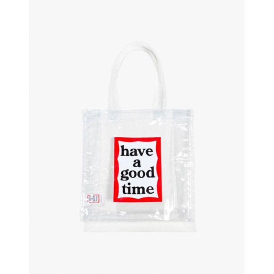 PVC CLEAR TOTE-CLEAR