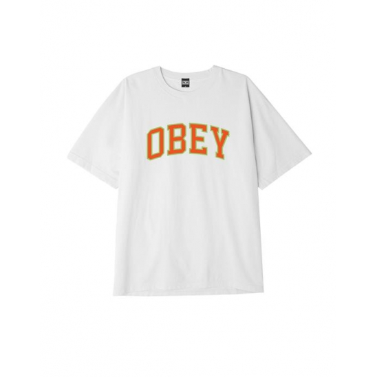 OBEY ACADEMIC 3 WHITE
