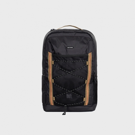 MESS BACKPACK - BLACK