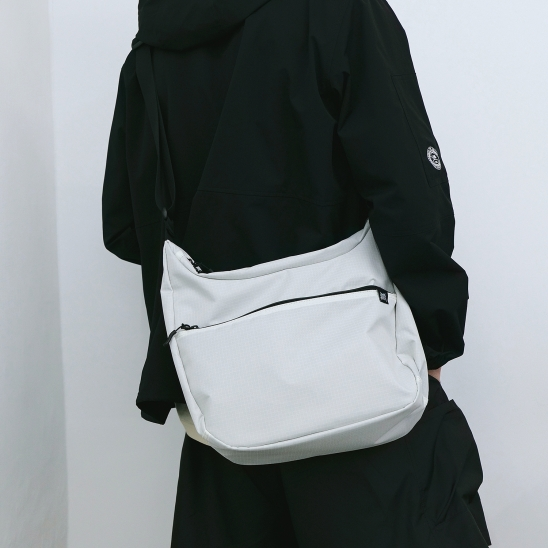 STIN CROSS BAG - WHITE