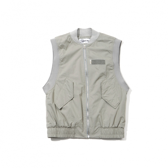 20SS BEST OF VEST [KHAKI GRAY]