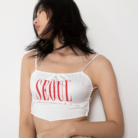 BACKLESS TOP (WHITE)