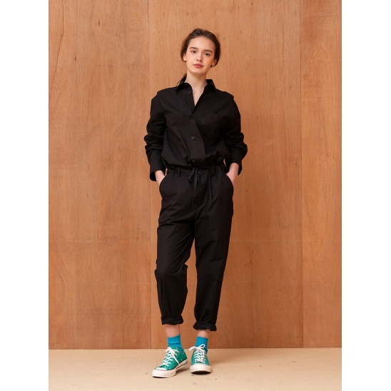 ALL IN ONE COTTON JUMPSUIT (JTSD301-15)