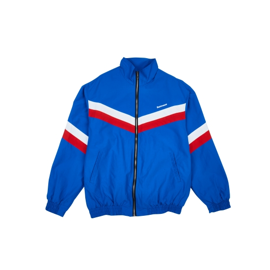 KOREAN FLAG COLOR JACKET (BLUE)