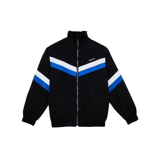 KOREAN FLAG COLOR JACKET (BLACK)