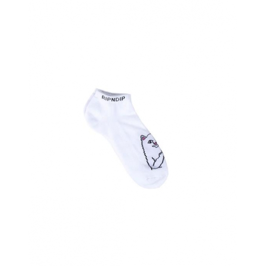 Lord Nerm Low Socks  - White
