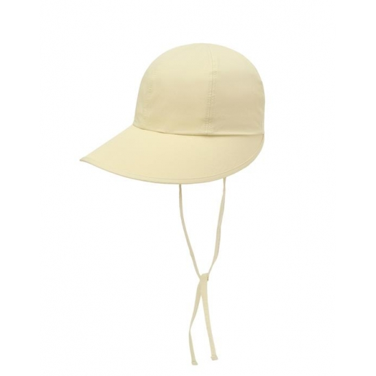 SIMPLE CAP LIGHT YELLOW