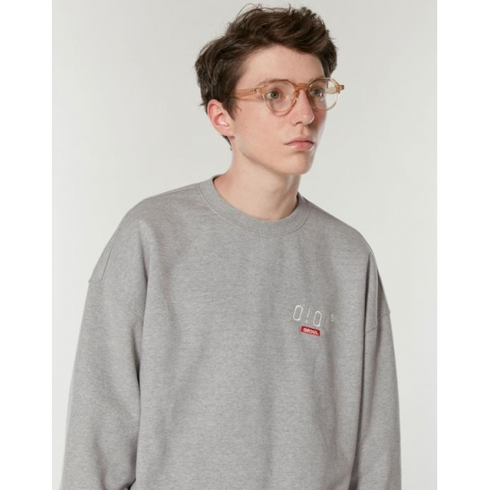SIDE LOGO JUMPER_GREY