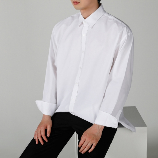 HIGH DENSITY SHIRT WHITE
