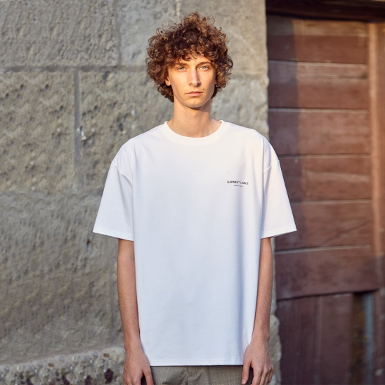 Cooling Short Sleeve Tee - White