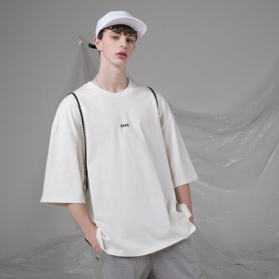 PARTY T-SHIRT IVORY