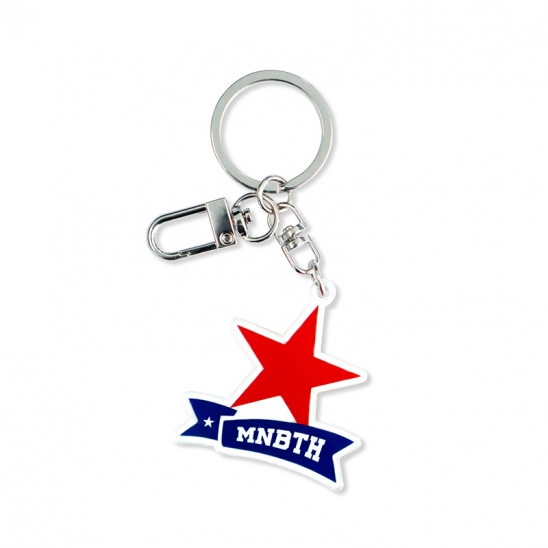 Union Key Ring(RED)