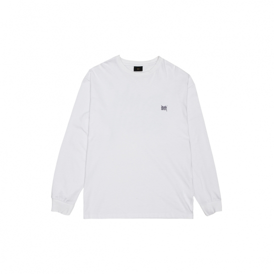 TAG 20 LONG SLEEVE - WHITE