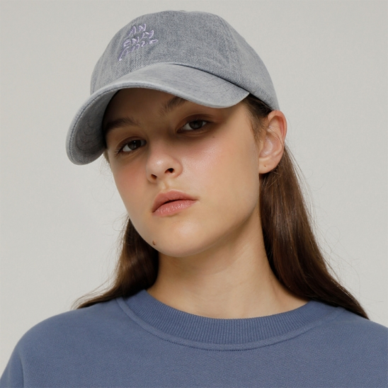 R HAND DRAWING EMBROIDERY BALL CAP