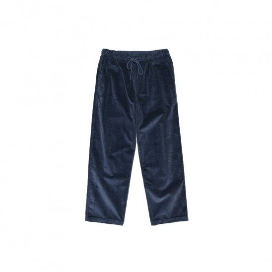 TAG CORDUROY PANTS - BLUE