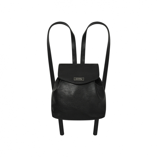 C GEM DETAIL MINI BACKPACK_BLACK