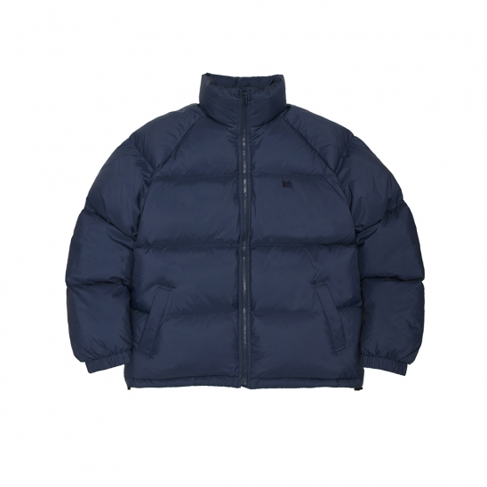 TAG SHORT DOWN PUFFER - NAVY