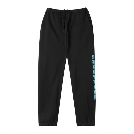 Acid Sweat Pants Black