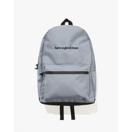 SIDE LOGO BACKPACK - BLUE STONE