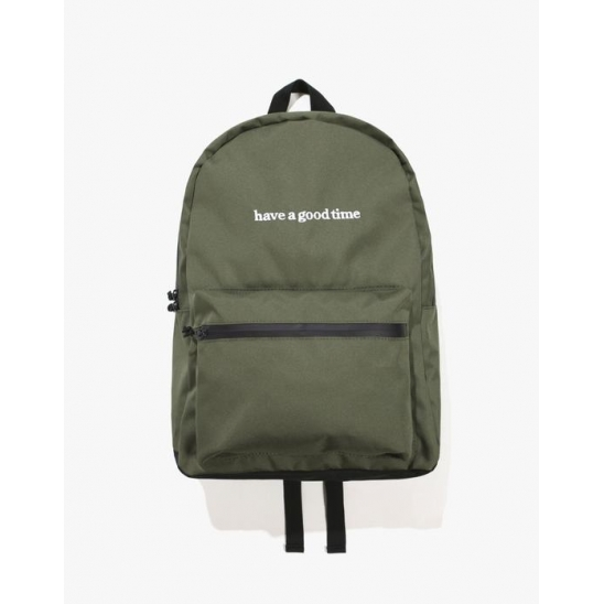 SIDE LOGO BACKPACK - SAGE