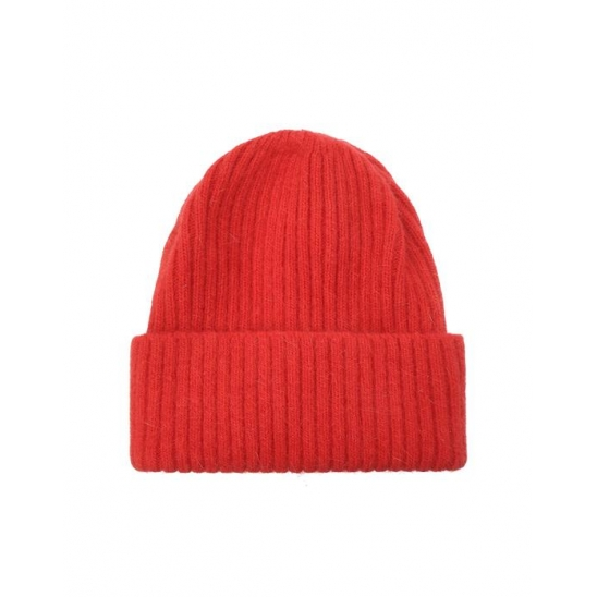 COLOR BEANIE RED