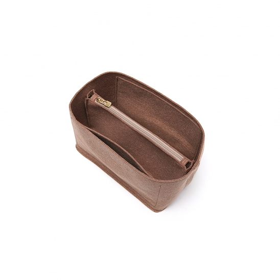 A MENT POUCH (BROWN)